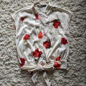 Zara Rose Blouse